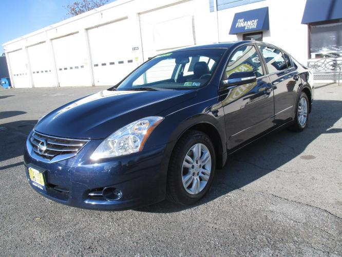 2012 Nissan Altima SEDAN 4-DR