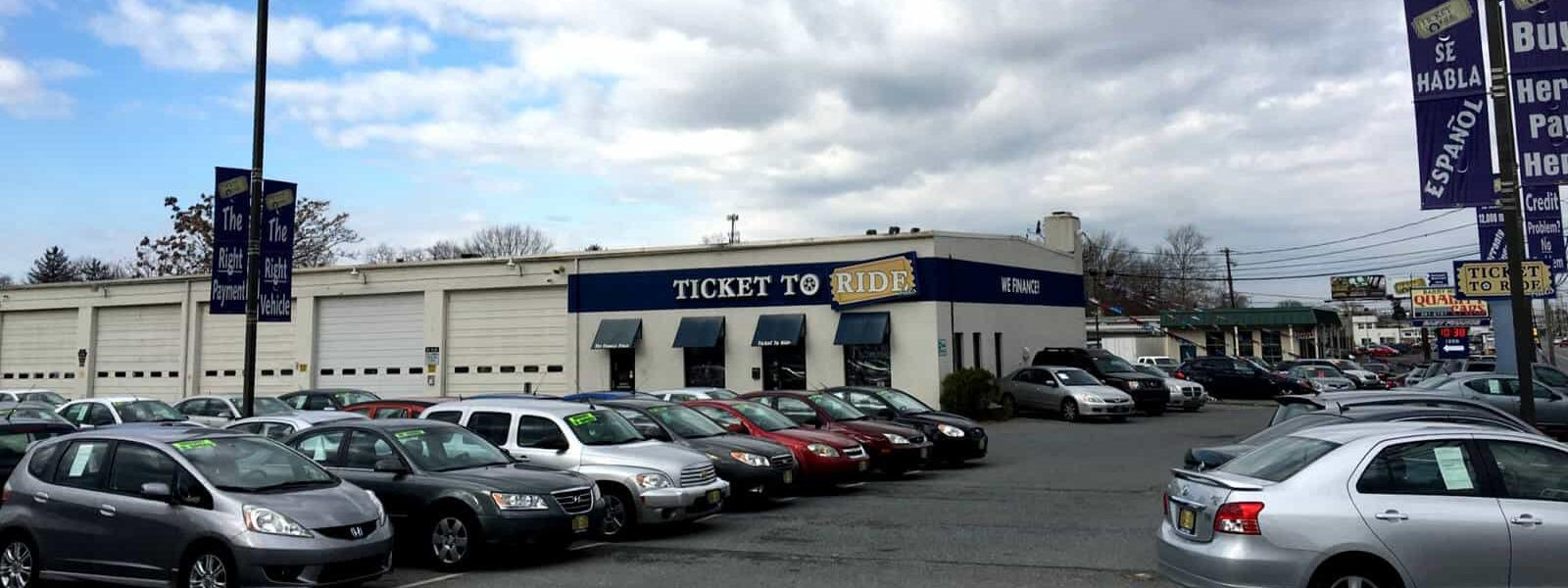 Your Ticket To Ride Used Cars Lancaster Pa Bad Credit Car Loans