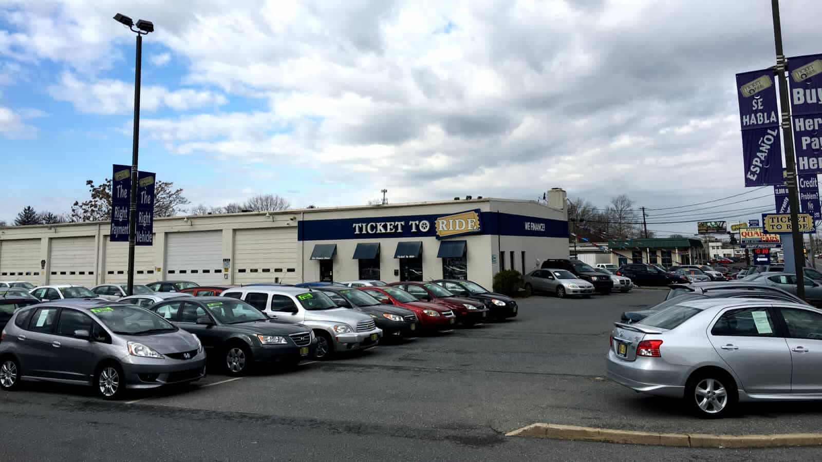 Your Ticket To Ride Used Cars Lancaster Pa Bad Credit Car